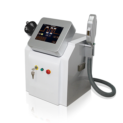 Facial care professional skin rejuvenation laser ipl hair removal rf machine